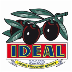 LOGO IDEAL NEW white