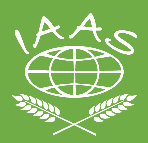 iaas logo-white green background