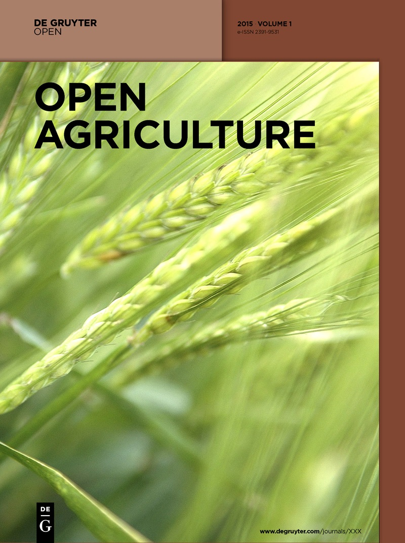 open agriculture cover